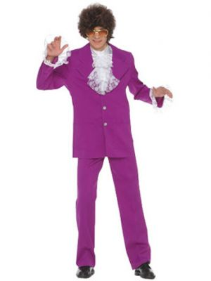 Mojo Man Austin Powers Costume 3139