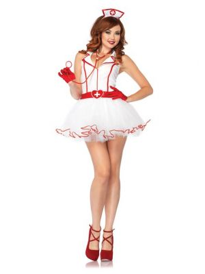 Ravishing RN Costume  85111