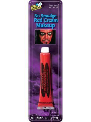 Red No Smudge Make-up Cream