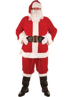 Super Deluxe Santa Claus Suit XM-4513