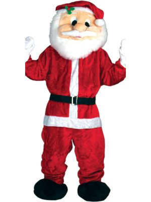 Santa Claus Giant Mascot Costume MA-8516