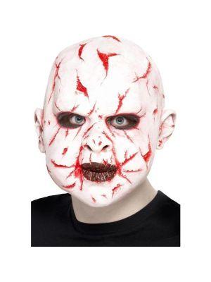 Scar Face Overhead Mask 27418