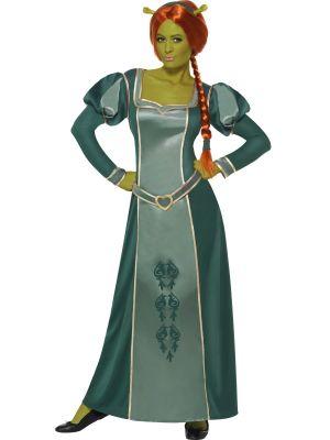 Smiffys Shrek Fiona Costume Licensed 39452
