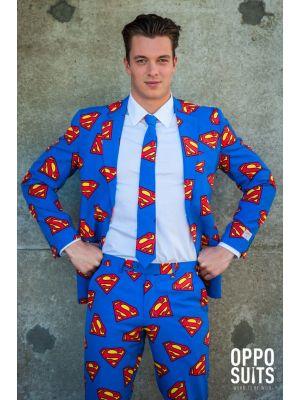 Opposuits Superman Official Fancy Dress Suit