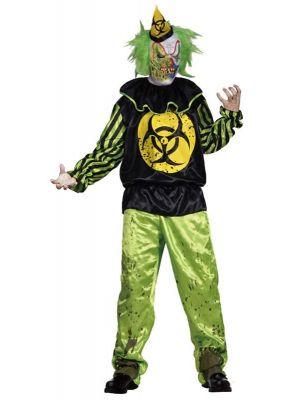 Toxic Bill Clown 3249