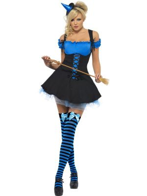 Wicked Witch Fever Costume