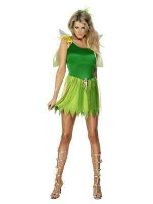 Woodland Fairy Green 22154 Smiffys