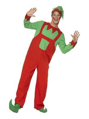 Smiffy's Workshop Elf Costume  33152